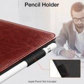 iPad Pro 11 Kılıf, ESR Intelligent,Brown-4