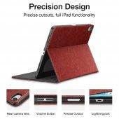 iPad Pro 11 Kılıf, ESR Intelligent,Brown-5