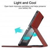iPad Pro 11 Kılıf, ESR Intelligent,Brown-9