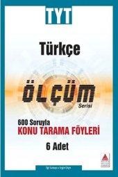 Tyt Türkçe 600 Soruyla Konu Tarama Föyleri...