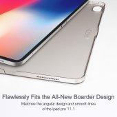 iPad Pro 11 Kılıf, ESR Yippee,Silver Gray-3