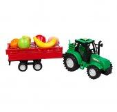 Kayyum Oyuncak Meyve Tasiyan Traktör