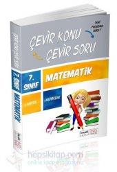 İnovasyon 7. Sınıf Matematik Çevir Konu Çevir Soru İncek Serisi