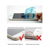 Apple iPhone 5 Zore Nano Micro Ekran koruyucu Ultra Güçlü Darbe Emici Kırılmaz-5