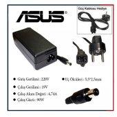 Asus Exa0904yh 19v 4.74a 90w Şarj Adaptörü