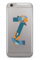 Apple İphone 6 6S Plus Kılıf Silikon Arka Kapak Koruyucu Z Harfi -2