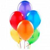Metalik Renk Balon