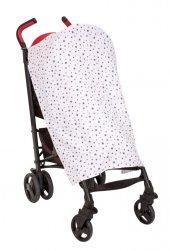 Sevi Bebe Müslin Bebek Arabası Örtüsü Art 42