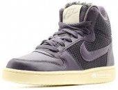 Nike Court Borough Mid Kadın Mor Spor Ayakkabı 916793 600