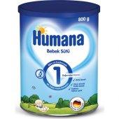 Humana 1 Bebek Sütü 800 Gr