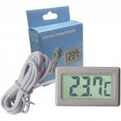 Tt Technıc Tl 8009 Nem Ölçer Termometre