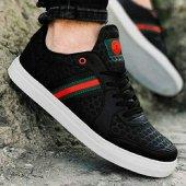 Yezz Erkek Spor Ayakkabı Siyah
