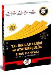 Zeka Küpü 8.Sınıf T.C İnkılap Tarihi ve Atatürkçülük Soru Bankası