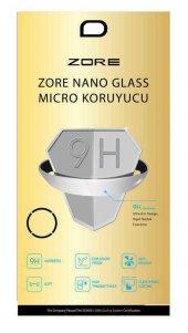 LG X Cam Zore Nano Micro Temperli Ekran Koruyucu