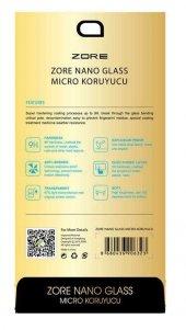 LG X Cam Zore Nano Micro Temperli Ekran Koruyucu-2