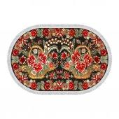 Decoling İpek 1785 Dekoratif Oval Halı-3