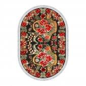Decoling İpek 1785 Dekoratif Oval Halı-4