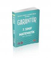 Data 7.sınıf Garantör Matematik Soru Bankası (Yeni)
