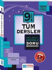 Evrensel 9.sınıf Tüm Dersler Soru Bankası (Yeni)