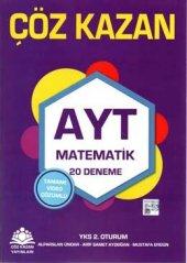 çöz Kazan Ayt Matematik 20 Li Deneme (Yeni)