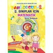 Altın Nokta 2.sınıf Matematik Dahi Çocuk Konu Anlatımlı Bilsem (