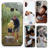 Casper Via V5 Babalar Günü Hediyesi Fotoğraflı Kılıf