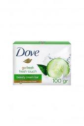 Salatalıklı Sabun Fresh Touch Cream Bar 100 G