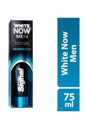 Erkekler İçin Diş Macunu White Now Men 75 Ml