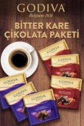 Bitter Kare Çikolata Paketi