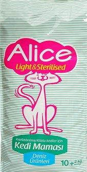 Alice Light & Sterilised Kedi Maması 12 Kg (Kısır Veya Kilolu)