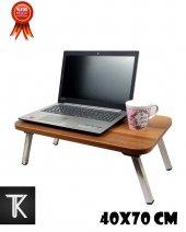 Notebook Laptop Masası Çalışma Masası Servis Masası 40x70 Cm