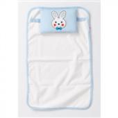 Bebek Alt Açma Minderi Yastıklı Tavşan Nakışlı...