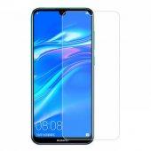 Huawei Y7 2018 Kırılmaz Cam Ekran Koruyucu