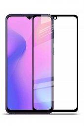 Samsung A 80 Beyaz Kırılmaz Cam Ekran Koruyucu...