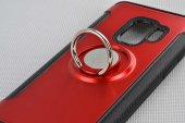 Galaxy S9 Kılıf Zore Yüzüklü Verus Kapak-9