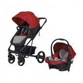 Sunny Baby Icon Bebek Arabası Kırmızı