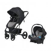Sunny Baby Icon Bebek Arabası Siyah