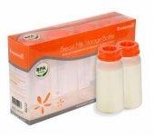 Weewell Süt Saklama Şişesi 4lü Wbs400