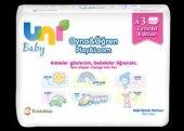 Uni Baby Oyna Öğren Bebek Islak Mendili 156 Yaprak