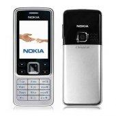 Nokia 6300 Silver Tuşlu Telefon (Yenilenmiş Ürün)