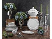 Taç Wedding Serisi 61 Parça Jewel Yemek Takımı Tac 2064