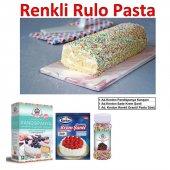 Kenton Renkli Rulo Pasta (Kenton Tatlı Şefi...