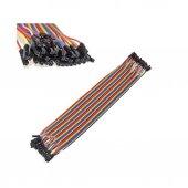 Arduino Dişi Dişi Jumper Kablo 40 Adet 20 Cm Arduino Kablo