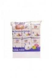 Baby&me Bebek Temizleme Pamuğu 6lı Paket 360...