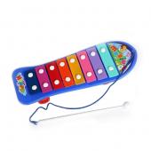 Eğitici Selefon Ksilofon 8 Nota 8 Ton 25 Cm Oyuncak Selefon