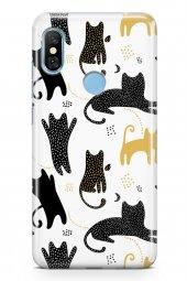 Xiaomi Redmi Note 6 Pro Kılıf Kitty Serisi Leilani