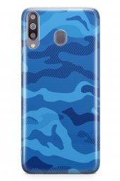 Samsung Galaxy M30 Kılıf Kamuflaj Serisi Avery