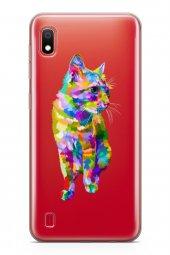 Samsung Galaxy A10 Kılıf Wild Life Serisi Kali