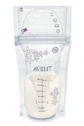 Philips Avent Anne Sütü Saklama Poşetleri 25 X 180 Ml