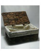 Sever Svr 1822 3 Orta Boy Çok Amaçlı Hasır Sepet